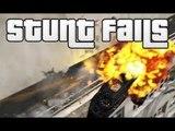 GTA 5 : Cascades ratées !