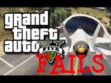Cascades de fou ratées ! GTA 5