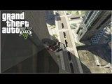 GTA 5 : Cascades en moto ! The Amazing Stuntman 2