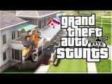 GTA 5 : Cascades de Fou en moto ! Episode 6