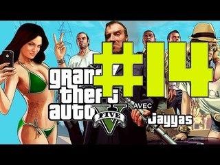 GTA 5 : J'aime les tapas ! Let's Play - Episode 14 par Jayyas !