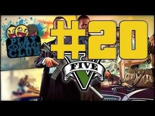 GTA 5 : Saut en parachute FAIL  ! Let's play #20