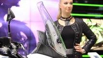 Salon de Cologne 2014 : Kawasaki Versys 650 & Versys 1000