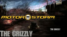 Motorstorm gameplay The Grizzly Sony ps3 2007 HD Part 1