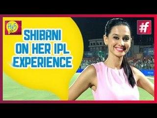 Singer-Anchor Shibani Dandekar Reveals About Her IPL Venture as a VJ