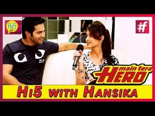 Exclusive Interview with Main Tera Hero Star Cast