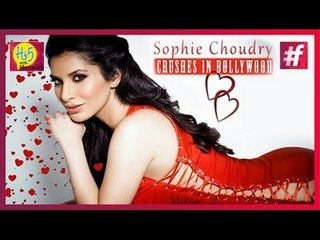 Hot Sophie Choudry's Crushes in Bollywood Revealed with Hi5 with Hansika