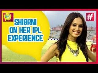 IPL Anchor Shibani Dandekar at Hi5 With Hansika | Promo