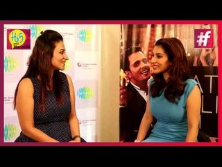 Glamorous Sophie Choudry Rembering her Childhood Days | Hi5 with Hansika