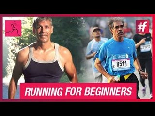 Running Tips for Beginners - Lets Explore with Milind Soman