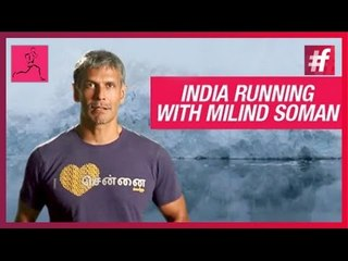 India Running with Milind Soman Promo