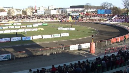 09.04.2012 Polonia Bydgoszcz - Stelmet Falubaz Zielona Góra 49:41 (1 runda DMP) - brak 13 wyścigu