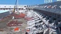 Samsunspor'un Yeni Stadı Önümüzdeki Sezona Yetişecek