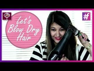 DIY Sundown Look Makeup Tutorial with Hair   Sangeeta and Ishita
