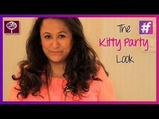 Get Ready for Kitty Party | Makeup Tutorial by Sangeeta