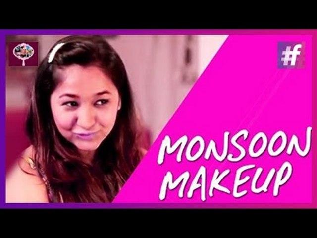 Vibrant Monsoon Makeup Tutorial | Sangeeta and Ishita