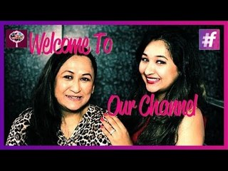 Mother and Daughter Duo 'Sangeeta and Ishita' Welcome Promo