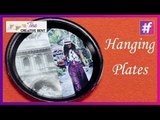 Hanging Plates out of Disposable Plates and Magazines | Easy DIY Ideas
