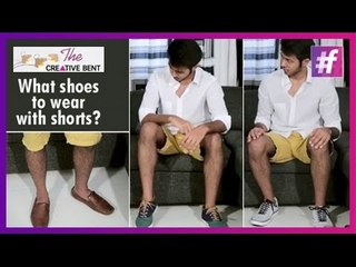 Men's Style Tips: What shoes to wear with Shorts?