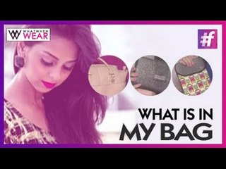 What is in My Bag | Fashion Blogger Secrets | What When Wear TV