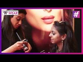 Aanam's Cute Nerd Look Tutorial | Lakme Fashion Week 2014 Summer Resort