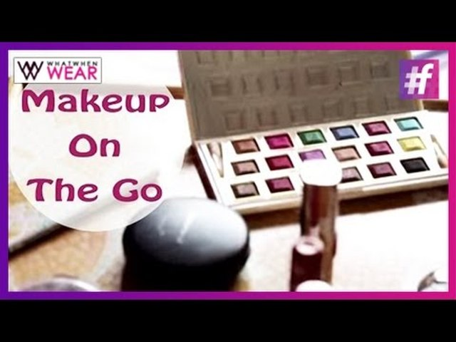 Makeup On The Go | Travel Essentials