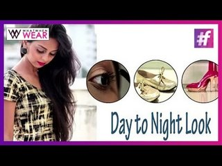 Get Ready With Me | Day to Night Look