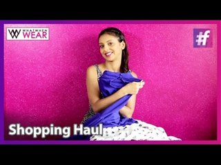 Shopping Haul