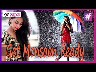 Get Monsoon Ready With Me