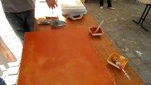 """Ecofestival ça marche 2014 : Village """"Faites-le vous-même(s)"""" - Atelier Peintures et enduits naturels"""