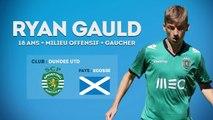 Ryan Gauld, le petit prodige écossais du Sporting !
