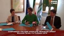 Icaro Sport. A Riccione i Campionati Italiani Assoluti di Triathlon Sprint