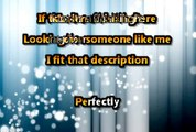 A PLACE TO CRASH karaoke version Robbie Williams I do not own any rights