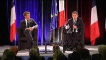 """Présidentielles 2017: """"Il y aura des primaires ouvertes"""", assure Sarkozy"""
