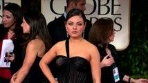 Mila Kunis et Ashton Kutcher accueillent une fillette