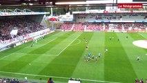 Football : Guingamp-Salonique : le public guingampais chante
