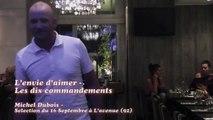 selection 16-09-14 - l avenue - michel dubois - l envie d aimer - les dix commandements