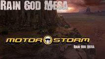 Motorstorm gameplay Rain God Mesa sony ps3 2007 HD Part 3