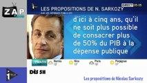 Zapping Actu du 03 Octobre 2014 - Nicolas Sarkozy et Bygmalion, Manifestation à Hong Kong vue du ciel