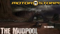 Motorstorm gameplay The Mudpool sony ps3 2007 HD Part 4