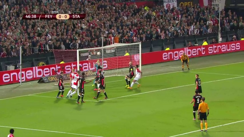 02-10-2014 Samenvatting Feyenoord - Standard Luik