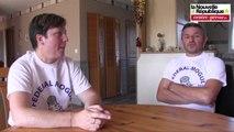 VIDEO. Saint-Georges (86) : Un couple de Federal Mogul au chômage