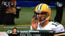 Packers' Aaron Rodgers Pays Tribute to 'Smoking Jay Cutler'