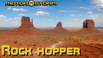 Motorstorm gameplay Rock Hopper sony ps3 2007 HD Part 7