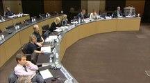Audition de M. Henri Verdier, dir. d'Etalab et M. Mohammed Adnène Trojette, conseiller référendaire de la Cour des comptes, sur le principe de gratuité d'usage des données publiques - Mercredi 1 Octobre 2014