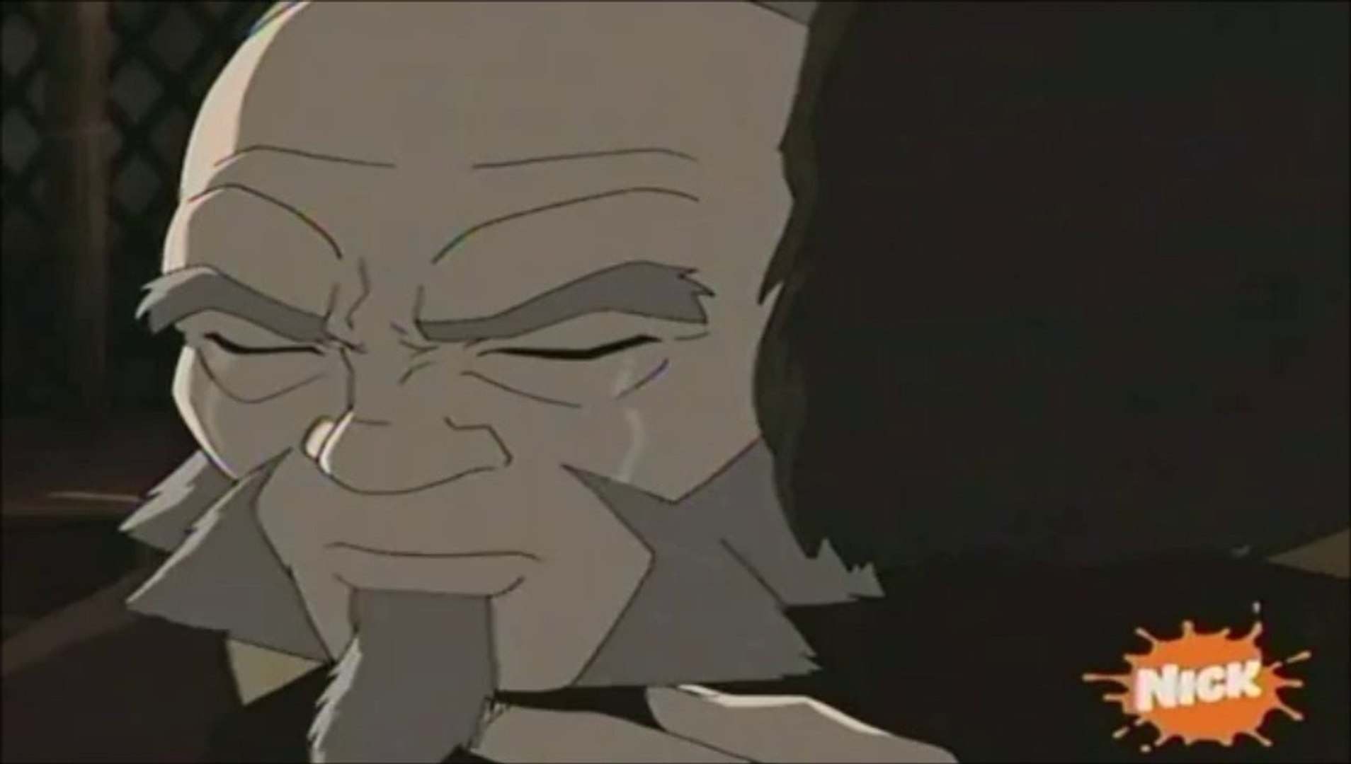 Avatar The Last Airbender, Book 3, Episode 19 - I thought you'd lost your  way