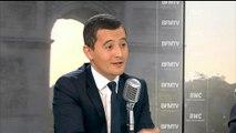 """Darmanin: """" Bernadette Chirac préfère Sarkozy. Jacques Chirac préfère Juppé. C'est ça, la famille politique"""""""