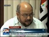 Nicaragua: FSLN repudia asesinato del diputado Robert Serra