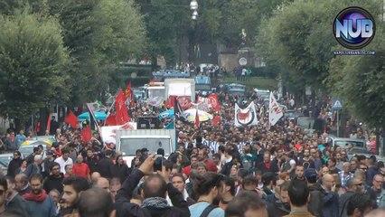 #BlockBCE Napoli - Corteo Rione Sanità