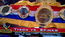 Mike Tyson VS Michael Spinks (Convention Hall, Atlantic City - NJ, 1988-06-27)